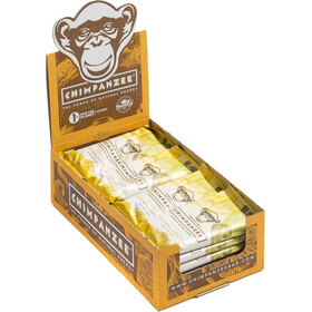 Chimpanzee Energy Bar - Nutrition sport - citron (vegan) 20 x 55 g